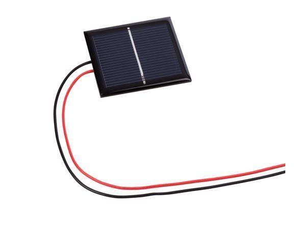petite cellule solaire (1 v / 200 ma)