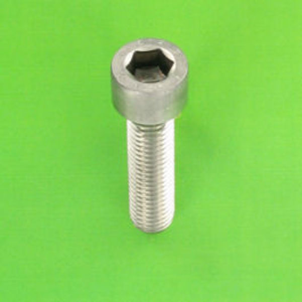 10x vis à tête hexagonale inox a2 m3 20mm