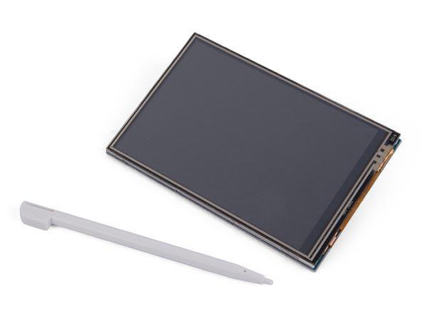 écran tactile de 3.5 pour raspberry pi® (ili9341) - 320 x 480
