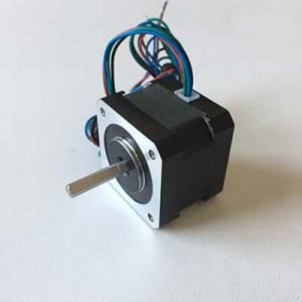 moteur pas à pas nema 17 34mm 1.7a 0.9° 400pas