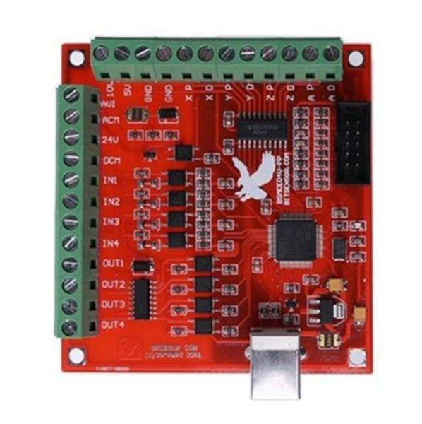 carte mach3 full usb 4 axe cnc + cdrom + cable