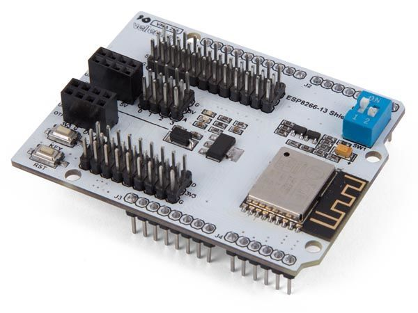 shield wifi esp8266 pour arduino
