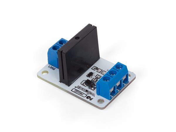 module relais statique - 1 canal