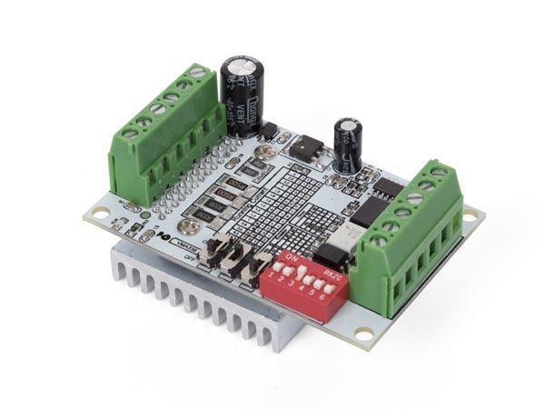 tb6560 carte contrôleur pour moteur pas à pas 3a pour cnc