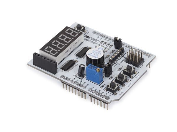 carte d'extension multifonctions pour arduino®