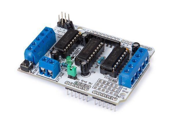 shield contôleur de moteurs l293d pour arduino®