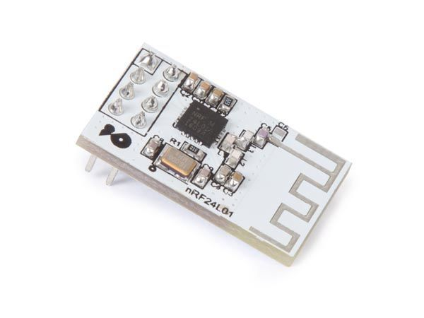 module tranceiver sans fil nrf24l01 2.4 ghz (2 pcs)