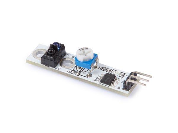 module suiveur de ligne trct5000 robotique