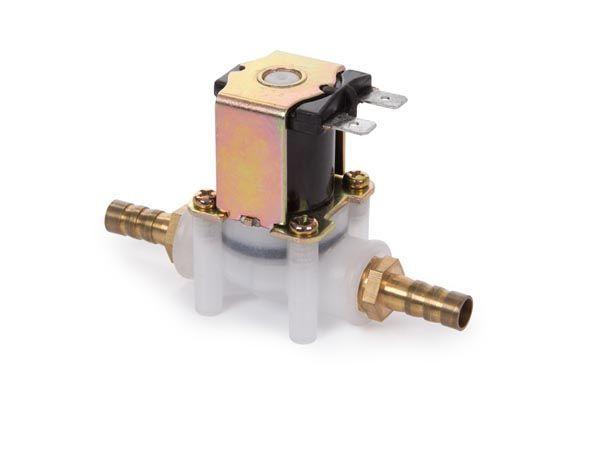 valve à eau commande 12v, de jusqu'a 8 bar
