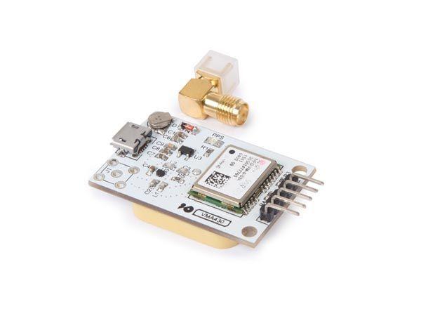 module gps u-blox neo-7m pour arduino®