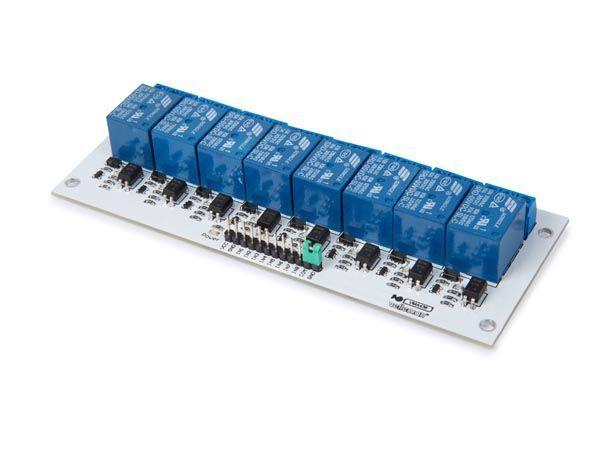 module relais à 8 canaux