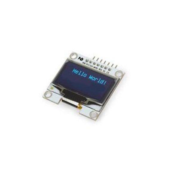 écran oled 1.3 pour arduino® (driver sh1106, spi)