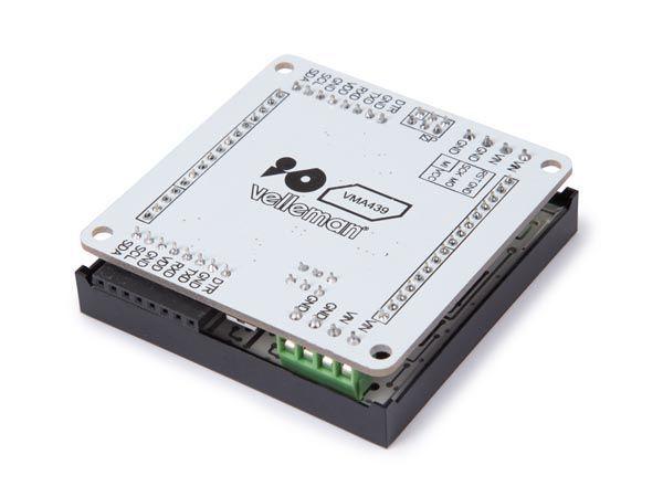 carte à matrice led rgb & carte contrôleur atmega328